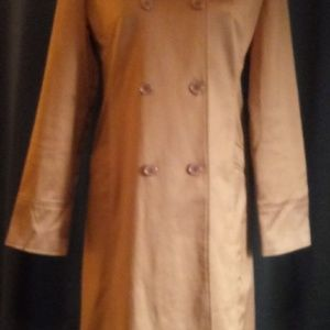 The Limited Trench Coat Size Small